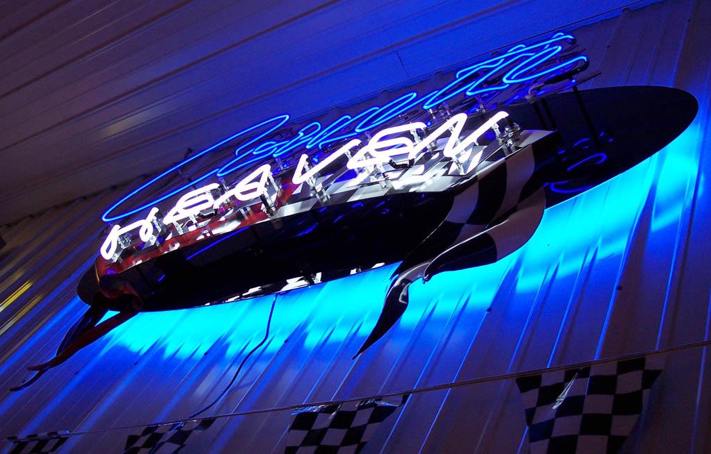 Corvette Heaven Sanford Neon