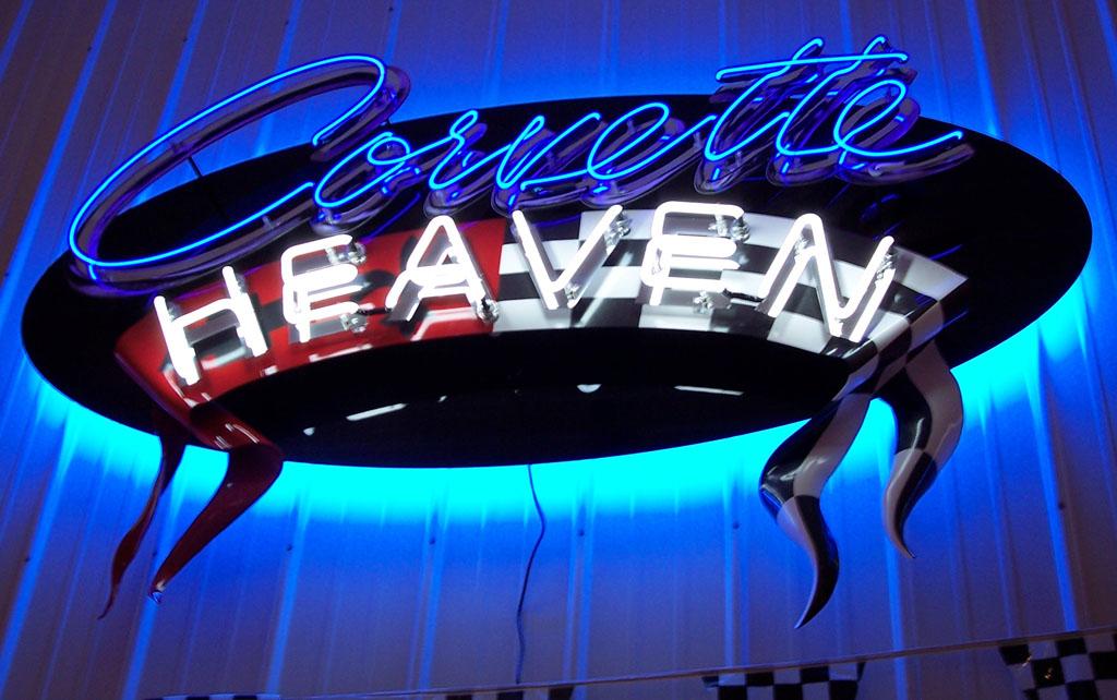 Corvette Heavenly