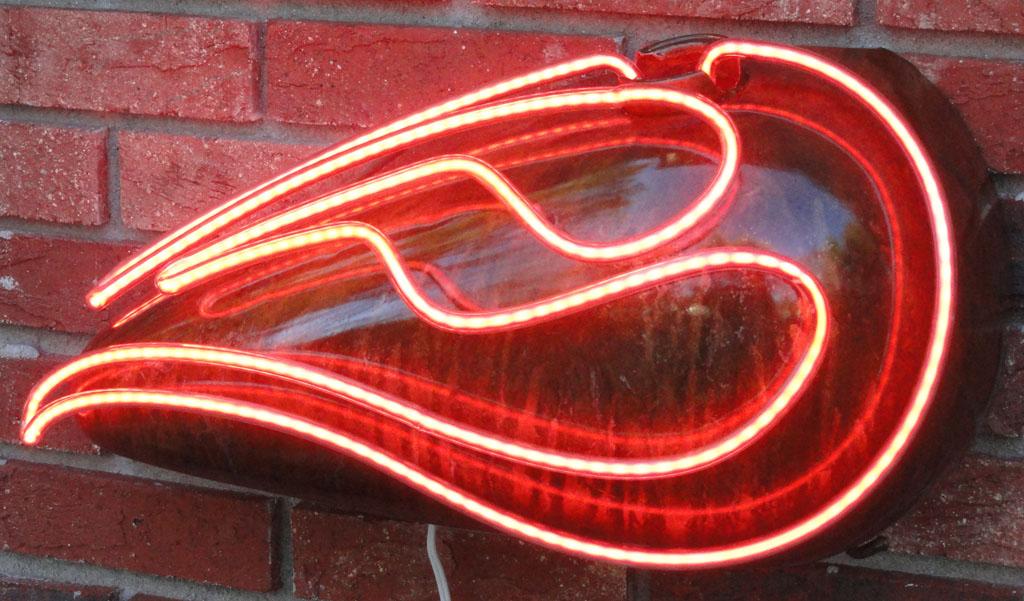 Split Rust Neon rt