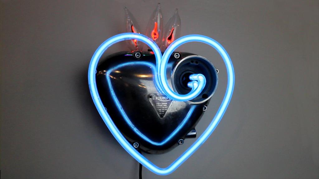 Triumph Mercury Heart