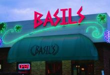 Basil's neon