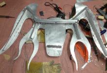 Trident wings backside