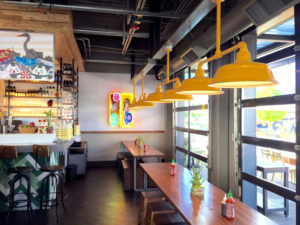 Flavor dining room